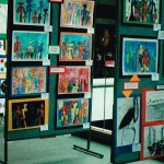 Annual exhibition of children's art at Plaza Frontenac (16)