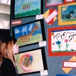 Annual exhibition of children's art at Plaza Frontenac (2)