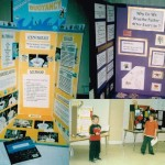 Life at school - children present their work