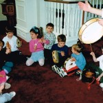 Life at school - discovering musical instruments